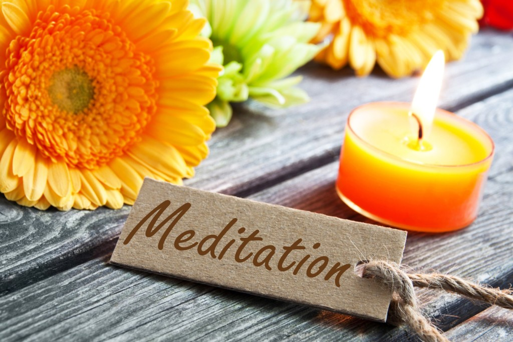 What meditation is all about?